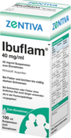 IBUFLAM 40 mg/ml Suspension zum Einnehmen